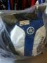 Giubbetto Racer blu